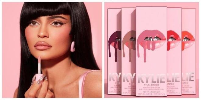 Kylie Jenner gives signature lip kits a vegan makeover