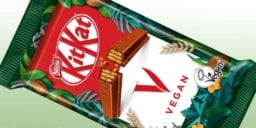 Nestle's vegan-friendly KitKat V just launched in Sainsbury's