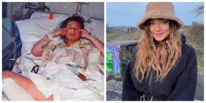 Ovarian cancer patient credits vegan diet for keeping her alive after given only a year to live