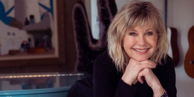 'Grease' star Olivia Newton-John goes plant-based to improve health following cancer diagnosis