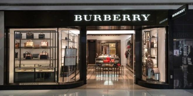 Burberry under pressure to give 'exotic animal skins the boot'