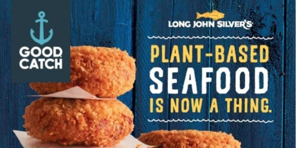 Long John Silver's partners with Good Catch to put first vegan fish items on menu