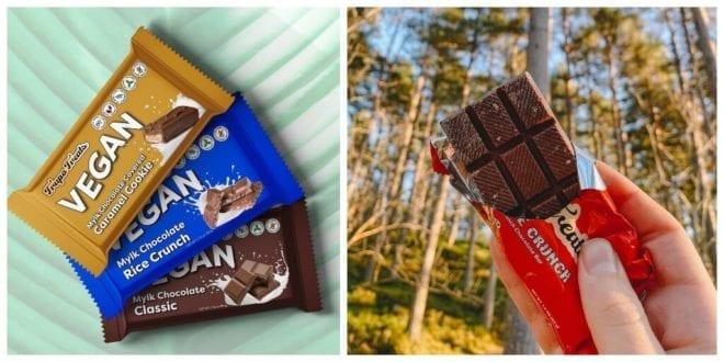 Vegan food startup raises around $150k to make chocolate that 'benefits people, animals and the planet'